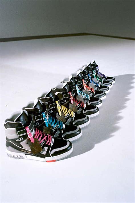 Louis Vuitton : la LV Trainer