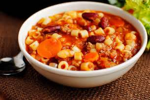 Olive Garden Pasta Fagioli Soup