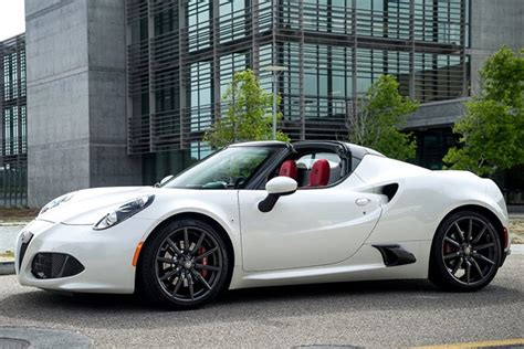 Alfa Romeo 4c Spider (from 2015) Used Prices