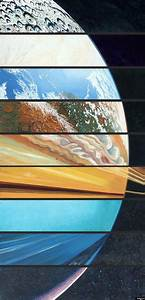 Planets, The planets and Solar system on Pinterest