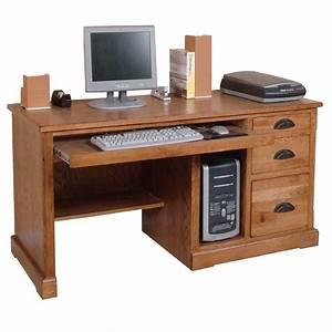 Rustic Oak Desk, Rustic Oak Computer Desk, Oak Desk