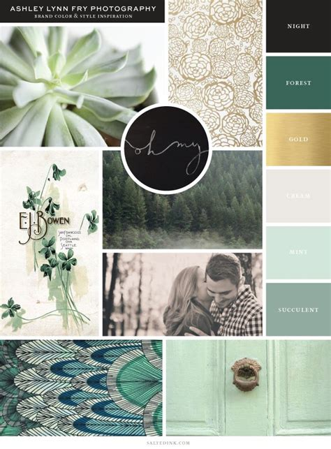 green paint color mood new brand launch fry photography creative styling brand inspiration