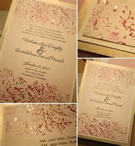 pink and gold wedding invitations gold wedding invitations design weddings