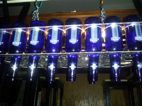 Diy Beer Bottle Chandelier