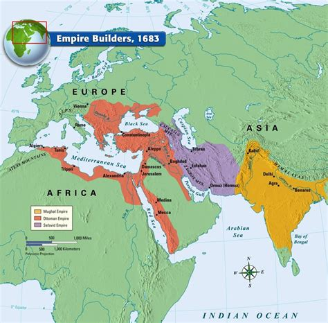 Ottoman Empire 1500s by Period 4 Pre Modern 1450 1750 Let S Go Jags