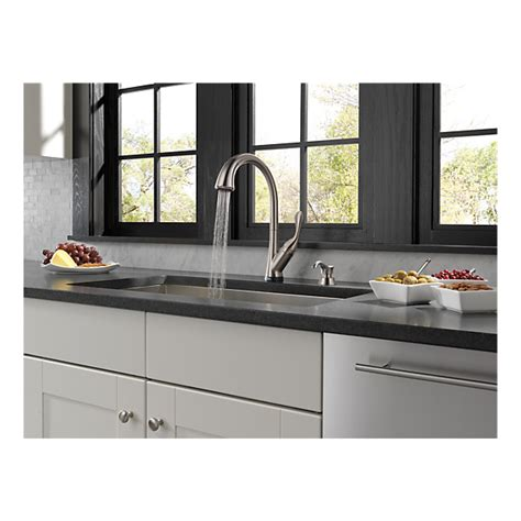 sssd dst single handle pull  kitchen faucet  toucho technology