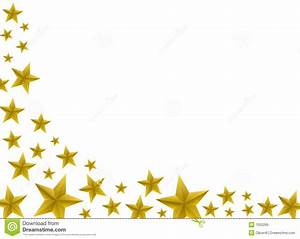 Festive Gold Star Background Stock Illustration ...