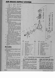 Cummins Isx Air Compressor Diagram