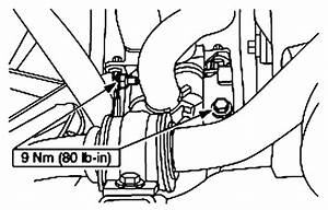 Need A Diagram On A Dccv Hose Connection On A Lincoln Ls