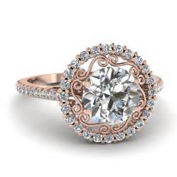 marquise engagement ring settings shop flower engagement rings style fascinating diamonds