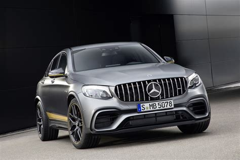 mercedes amg glc 63 s 4matic coupé edition 1