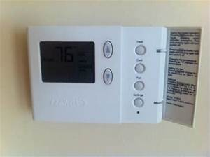 Installing A New Thermostat