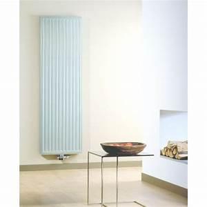 Radiateur Eau Chaude Vertical : radiateur vertical eau chaude fa ade mince profil e ~ Melissatoandfro.com Idées de Décoration