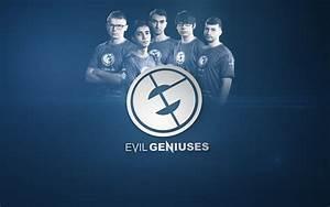 Evil Geniuses Logo Team Wallpapers HD. Download desktop ...
