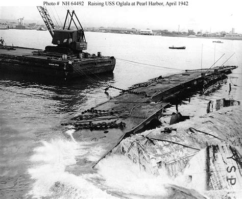 Boat Salvage Yards New Orleans by Usn Ships Uss Oglala Cm 4 Salvage 1942