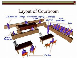 Rules The Courtroom Like The Nucleus Controls The Cell  F