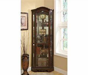 Living room cabinets, curio cabinets ashley furniture