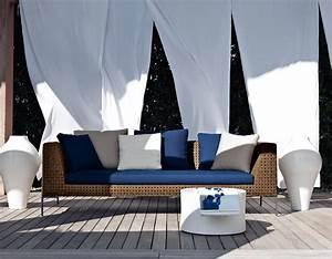 B&B Italia Charles 3 Seater Sofa