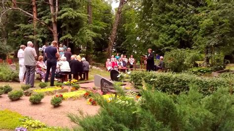 Vidsala. Kapu svētki Ērgļu kapos 2013. - YouTube