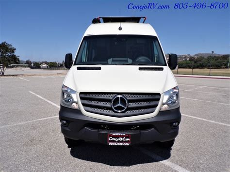 Taking full advantage of the proven 4x4 mercedes benz sprinter chassis, the revel's 3.0 litre turbo diesel puts 325 lbs ft of torque through an on demand 4wd system, complete with high and low range and hill descent mode for. 2019 Winnebago Revel 44E 4X4 Mercedes Sprinter Turbo Diesel for sale in Thousand Oaks, CA ...
