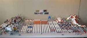 GIANT LEGO Star Wars Clone Army! (2013 Edition!) LEGO ...