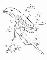 Swimming Coloring Pages Pool Printable Getcolorings Pa sketch template