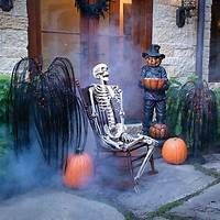 scary halloween decorating ideas Ghost Decorations Â« Halloween Party Ideas, Halloween Decoration Ideas
