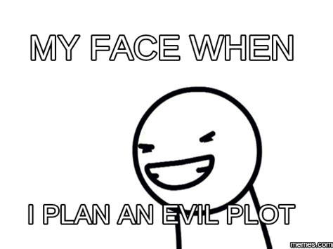 Evil Face Meme - course ingl 233 s i l l i claudia mendoza