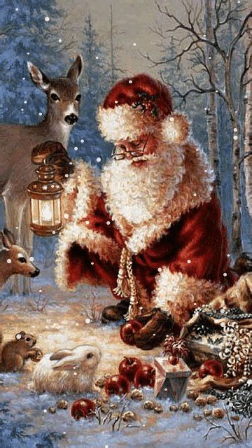 decorations crosswordgif animated gif santa claus holidays and events decorations