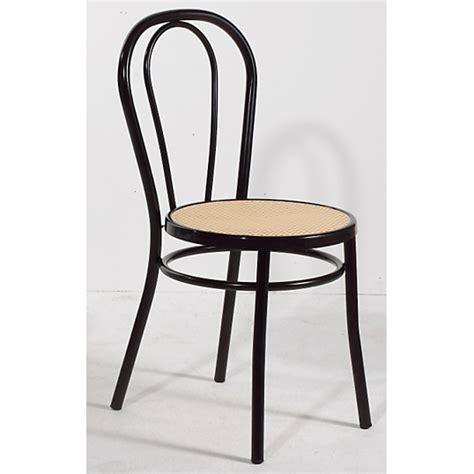 chaise de cuisine style bistrot chaise de cuisine style bistrot lot de 2 chaises en bois