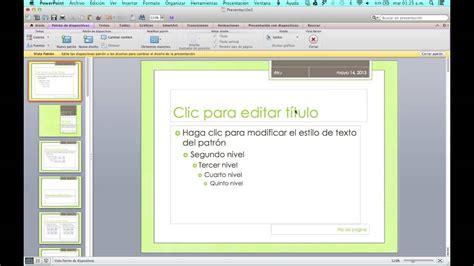 Como cambiar los fondos de diapositivas en PowerPoint
