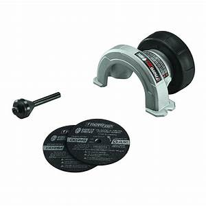 Rotozip 2 12 In Direct Drive Cut Off Rotary Tool