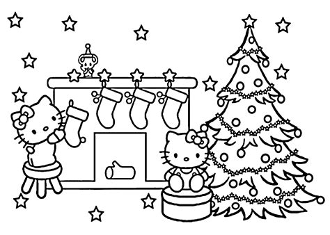 Family Fun Christmas Coloring Pages Thousand of the Best