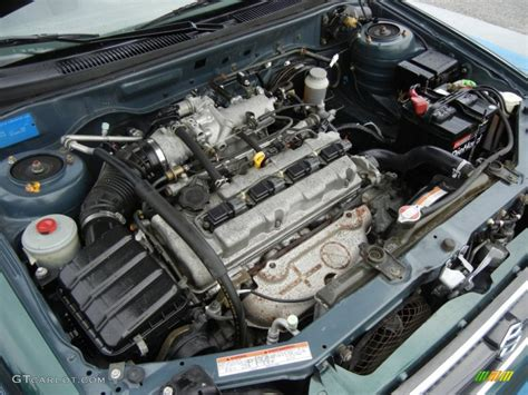 how do cars engines work 2000 suzuki esteem auto manual 2000 suzuki esteem gl wagon 1 8 liter dohc 16 valve 4 cylinder engine photo 55458800 gtcarlot com
