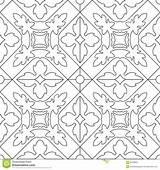 Coloring Square Unique Seamless Adults Tile Adult Unieke Boek Patroon Kleurende Vierkante Volwassenen Naadloos Pagina Colorists Older Joy Children sketch template