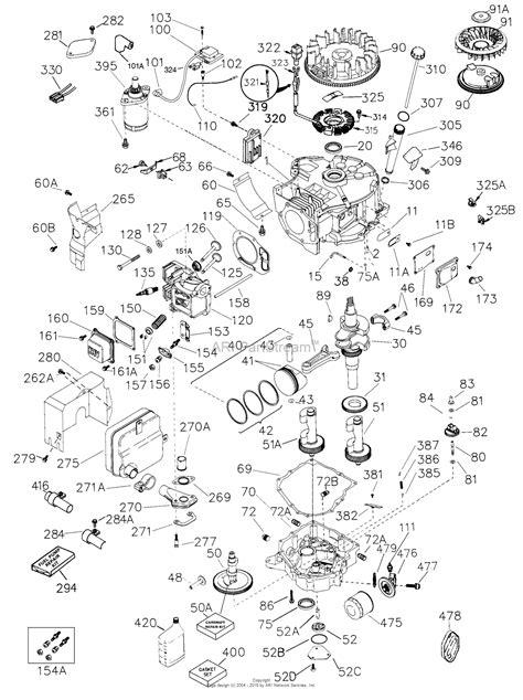 Tecumseh Ohv Parts Diagram For Engine