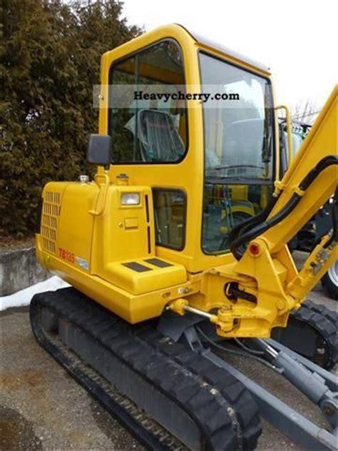 takeuchi tb   minikompact digger construction equipment photo  specs