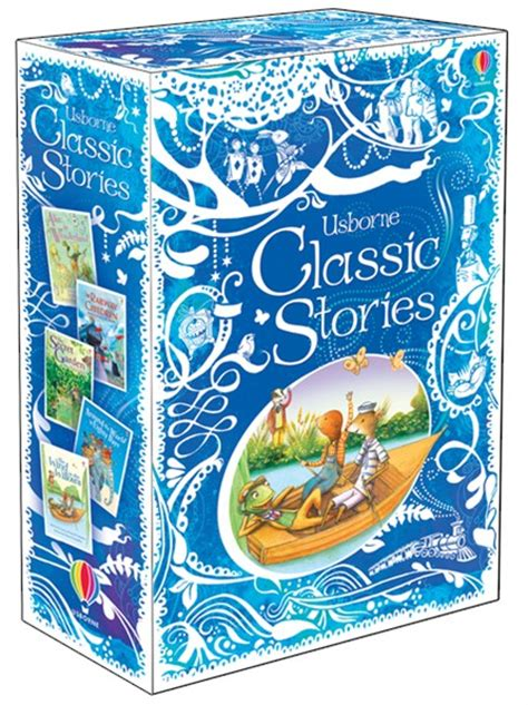 Usborne Childrens Cl Ic Stories Collection  Books Box