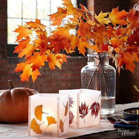lantern craft ideas how to make leaf lanterns with wax paper 2310