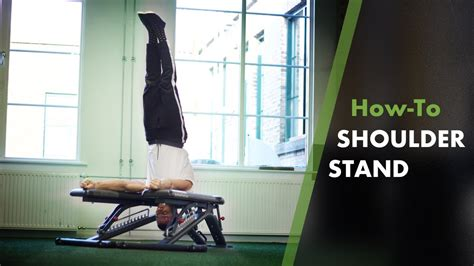 Maybe you would like to learn more about one of these? How to do a shoulder stand - YouTube