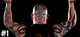 Friday Top 10: Badass Metal Tatts | Dose of Metal | King ...
