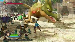 Dragon Quest Heroes PS3 Gameplay Footage (Japanese) - YouTube