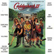 Caddyshack:II-2-1988-Original Movie Soundtrack CD