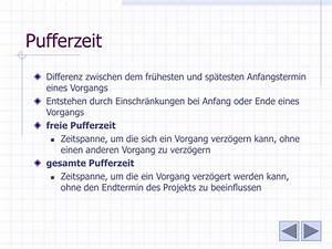 Netzplan Puffer Berechnen : ppt netzplantechnik powerpoint presentation id 3431535 ~ Themetempest.com Abrechnung