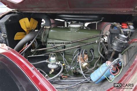 citroen traction  rebuilt engine moteur refait