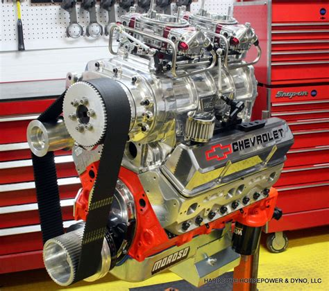 Small Block Chevy Engine by 427ci Small Block Chevy Pro Engine Blown 775hp