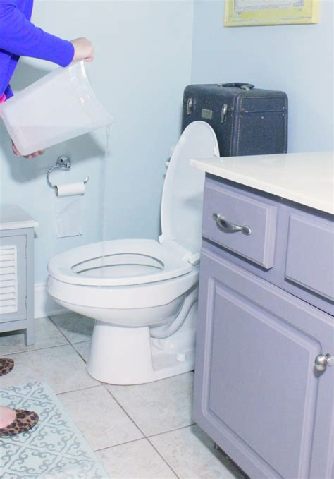 how to unclog a toilet chaotically creative