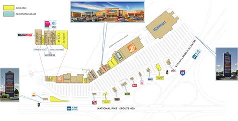 Hagerstown Md Centre At Hagerstown  Retail Space For