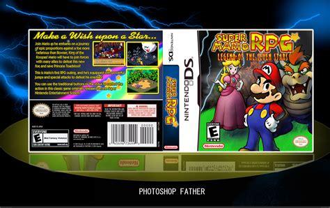Super Mario Rpg Legend Of The Seven Stars Nintendo Ds Box