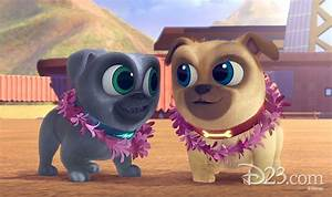 7 Things to Know About Disney Junior's Puppy Dog Pals - D23